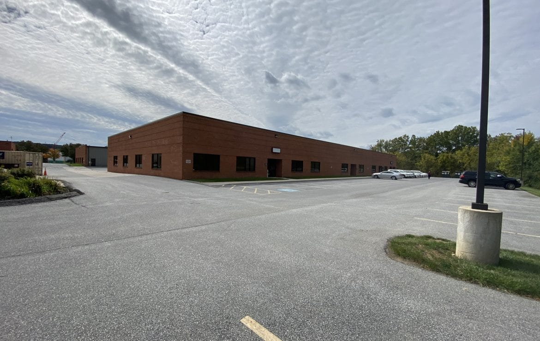 Prospect Commerce Center Building Exterior